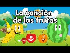 Cancion de las frutas - DOREMILA - YouTube