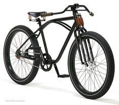 Minion, un vélo rétro