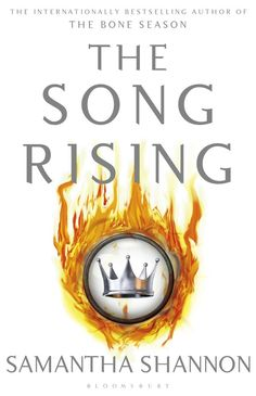 #CoverReveal: The Song Rising - Samantha Shannon, UK