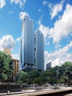 SYDNEY   One Carrington Street   134m   34 fl   Pro - SkyscraperCity