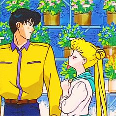 mine otp sailor moon usagi tsukino bishoujo senshi sailor moon mamoru chiba sailor moon R morgan's liveblogging adventures promise of the rose