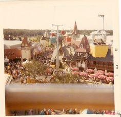 Fantasyland ~ 1972
