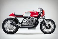 beautifull, creative, design, engine, industrial, machine, motorcycles,Moto Guzzi by Kaffeemaschine