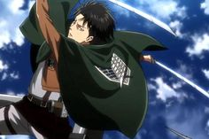 Did You Know All 13 of these Attack on Titan Facts?: Levi is Older than He Looks http://anime.about.com/od/Attack-on-Titan/ss/13-Fun-Facts-About-Attack-on-Titan.htm