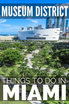 Explore the top Miami Attractions in Miami City with our guide to the top things to do in Miami and buy yourself a Miami attractions pass. Visit the Miami Museum district in downtown Miami for lots of great Miami vacation ideas. In the Miami Museum district you can visit the Miami Museum Park, museum of science MIami, Perez Arts Museum and many othe top Miami attractions. Learn more in our 25 unmissable things to do in Miami article with expert Miami Travel tips.