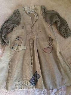 MP French farm dress