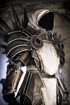 diablo armour cosplay | Thread: more Diablo cosplay from Korea