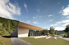 SHARE architects — Town Hall Ossiach