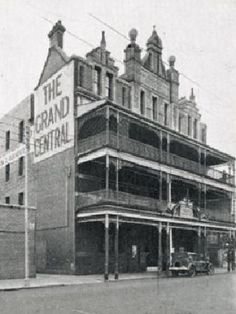 PERTH Lord Mayor Lisa Scaffidi and her developer husband are in a battle with the City of Perth over a proposed heritage listing of their Wellington St hotel. Perth Western Australia, Australia Travel, Lost Hotel, Old Buildings, The Good Old Days, Old Photos, Countryside, Street View, Wild West