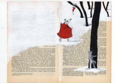 #so65 #cappuccetto rosso Marta Claret