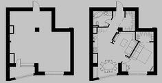 Мужской дизайн интерьера квартиры