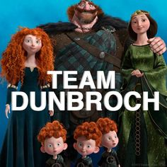 Repin if you're on Team DunBroch