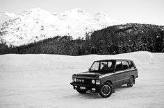 Range Rover Classic. I love stanced out VW's, classic jap drift cars, stripped out racers and big comfy gt cars but still consider these THE best cars ever. My dad's owned many and if I can ever afford the fuel so will I!