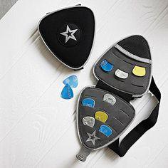 guitar pick wallet by pickpokit from blazon | notonthehighstreet.com