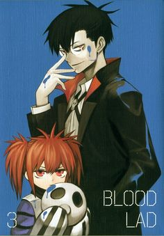 Vlad D. Braz, Liz T. Vlad from Blood Lad