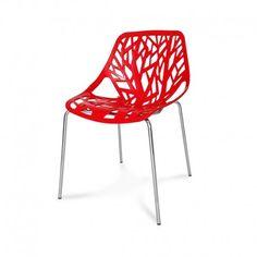 Ażurowe krzesło, nowoczesne krzesła, designerskie krzesła, meble, fotele, krzesła do jadalni, krzesła na taras.