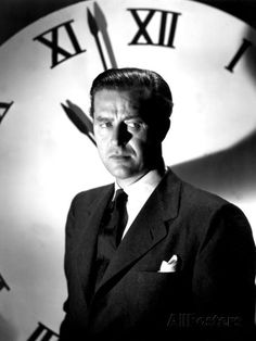 The Big Clock, Ray Milland, 1948