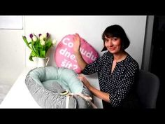 Návod na hnízdo pro miminko | Co budu dneska šít - YouTube Baby Born, Sewing For Kids, Baby Items, Bean Bag Chair, Sewing Crafts, Diy And Crafts, Projects To Try, Baby Shower, Handmade