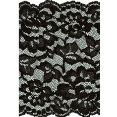 Laceheaven.com 5 1/4 in. Black Lace Trim  For bridemaids dress embellishments?  Will have to measure for actual width needs!