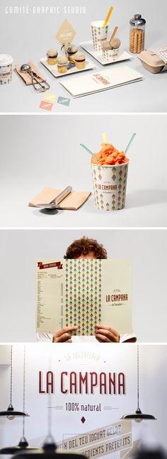 La Campana #identity #packaging #branding #marketing PD