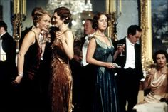 """images from gosford park 