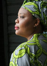 Leymah Gbowee  Founder, Women Peace and Security Network (WIPSEN)