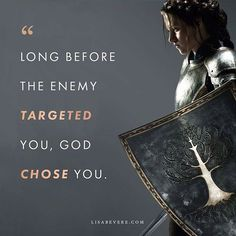 Lisa Bevere quotes Without Rival Spiritual Warrior, Prayer Warrior, Spiritual Warfare, Spiritual Awakening, Christian Warrior, Christian Life, Christian Quotes, Christian Living, Christian Messages