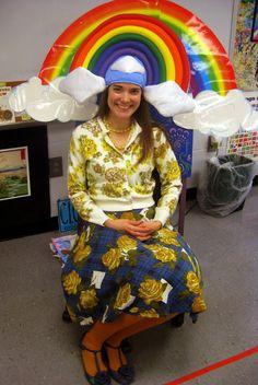 80 Best Art Teacher Costumes images | Teacher costumes ...