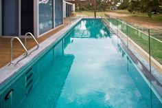 Concrete Pools Adelaide SA - Freedom Pools' custom designed concrete swimming pools can enhance with your outdoor entertainment area and lifestyle needs. Cool Swimming Pools, Best Swimming, Cool Pools, Pool Companies, Concrete Pool, Pool Installation, Fiberglass Pools, Building A Pool, Bar Grill