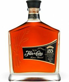 Slow-aged Nicaraguan rum is elegant in ultra-premium packaging / Flor de Caña Packaging World, Wine Packaging, Tequila, Fun Drinks, Alcoholic Drinks, Beverages, Whiskey Bottle, Vodka Bottle, Coffee With Alcohol