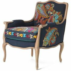 Inspire Bohemia: Suzani & Ikat: Tables, Chairs, Sofas and Beds