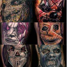 1000 images about slipknot tattoo designs on pinterest slipknot paul gray and masks. Black Bedroom Furniture Sets. Home Design Ideas