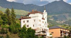 Chateau des Magnans campingcar