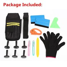 Car Cleaning Chenille Fiber Glove Washing Mitt Towel Gloves Duster - Audi car cleaning kit
