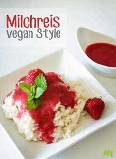 Milchreis vegan Style