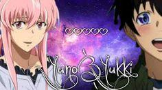 Yuno&Yukki <3333 / Mirai Nikki <33