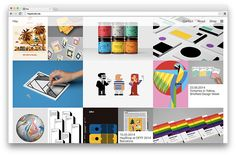 IT'S NICE THAT X SQUARESPACE What makes a great creative portfolio site? Part one