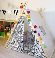 """Детская ручной работы. Ярмарка Мастеров - ручная работа. Купить Палатка """"паутинка"""". Handmade. Палатка, детский домик, дерево"""