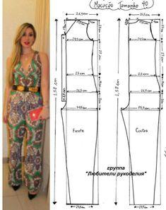 Dress Sewing Patterns, Sewing Patterns Free, Sewing Tutorials, Clothing Patterns, Sewing Projects, Sewing Tips, Paper Patterns, Sewing Pants, Sewing Clothes