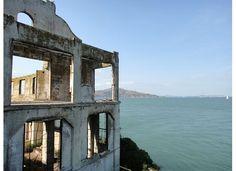 Alcatraz - prettiest prison