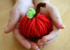 Best Rosh Hashanah Crafts for Kids, Celebrate Rosh Hashana with these Craft projects for Rosh Hashanah holiday. Learn about Rosh Hashana crafts for kids. Yarn Crafts For Kids, Family Crafts, Fun Crafts, Arts And Crafts, Fall Gifts, Rosh Hashanah, Yarn Ball, Crafty Kids, Yarn Projects