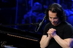 Yanni ~ Photo by Kristina Sosina Enigma-Images.com