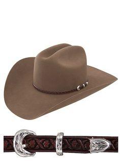 Stetson Hats New Frontier South Point SFSTPT-7240-11 Acorn cowboy hat  #stetson