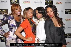 """NYC'S FASHION ELITE GATHER FOR THE PREMIERE OF OWN'S """"LOVE IN THE CITY;"""""""