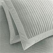 Hugo Silver/Grey Velvet Cushion