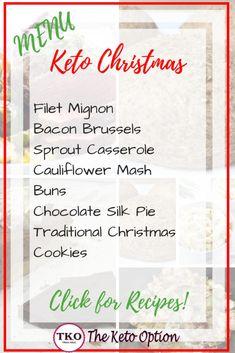 Easy Keto Christmas Dinner - New Site Vegan Keto Diet, Keto Nutrition, Keto Approved Foods, Ketogenic Diet Starting, Keto Diet Benefits, Keto Diet Breakfast, Ketosis Diet, Keto Diet For Beginners, Snacks