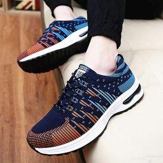 c20a8f72bbeabb Mens Cool Zig Zag Sports Sneaker