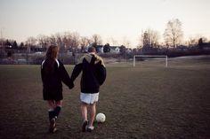 Girl holding a baseball and boy holding a soccer ball. Cute Soccer Couples, Football Couples, Goals Football, Cute Couples Cuddling, Cute Couples Goals, Soccer Boys, Soccer Relationships, Football Relationship, Soccer Boyfriend