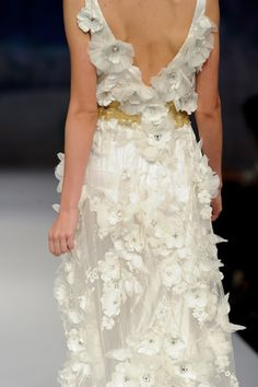 Versailles--Amazing dress by Claire Pettibone