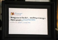 You Can Buy Embroidered Kanye West Tweets